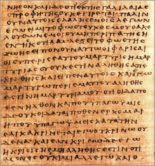 papyrus p66 John